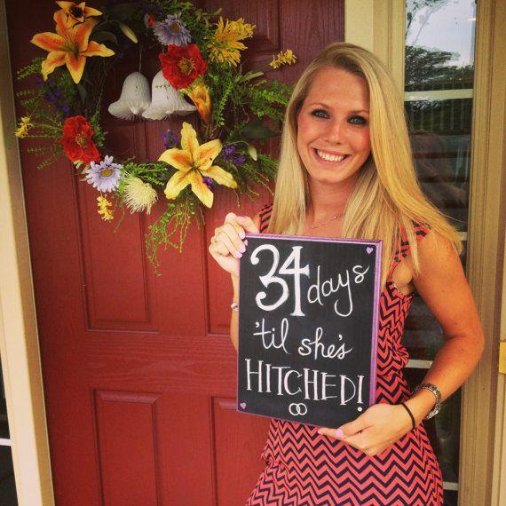 Wedding Countdown Checklist: 1000+ Ideas About Wedding Countdown On Pinterest