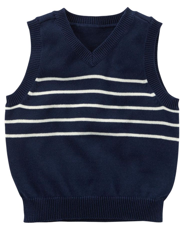 Toddler Boy Sweater Vest | Carters.com