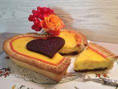 Fulvia's Kitchen Crostata di San Valentino