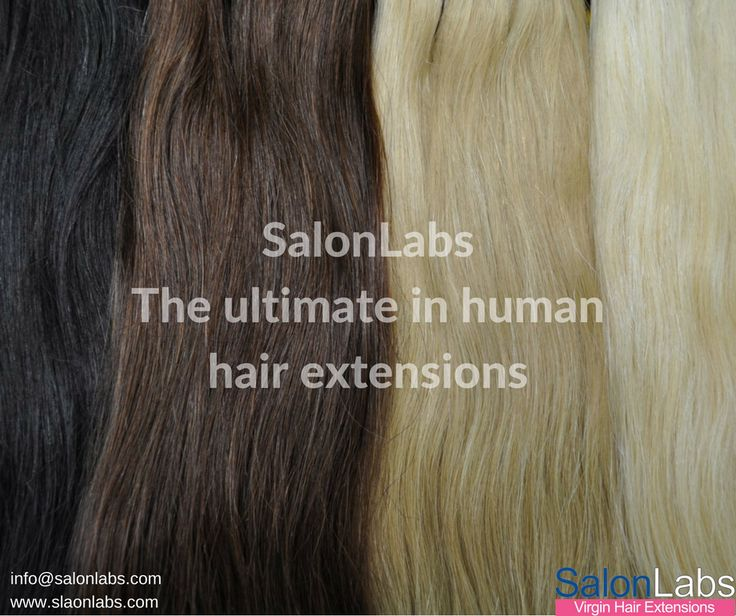 """SalonLabs Virgin Hair Extensions, one of the reliable wholesale hair extensions manufacturers serves clients seeking the highest quality human hair in the world. We believe virgin Indian hair (aka Remy) cannot be matched in luster, body, versatility, and durability. What our competitors market as """"premium"""" is identical to our source hair and the only product developed at our facilities. SalonLabs products are guaranteed to the highest standards of customer satisfaction.  As a professional…"""
