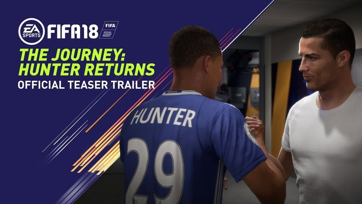 EA Play: FIFA 18 Journey Mode Features Alex Hunter...Again - http://www.sportsgamersonline.com/ea-play-fifa-18-journey-alex-hunter/