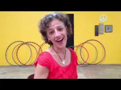 I'M JUS' SAYIN #1 - Tips for Staying Younger ~~~  aRound Joy Hoopshack Hooping Instructor Geri - YouTube