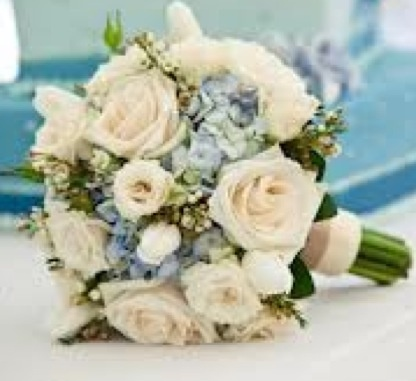 Hydrangea and Roses Bouquet
