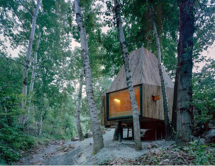 The Treehouse | Wee Studio | © Sun Haiting - RoadsideAlien Studio