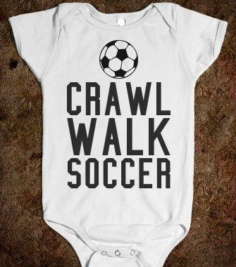 Crawl Walk Soccer