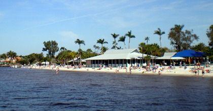 Yacht Club Beach, Cape Coral.