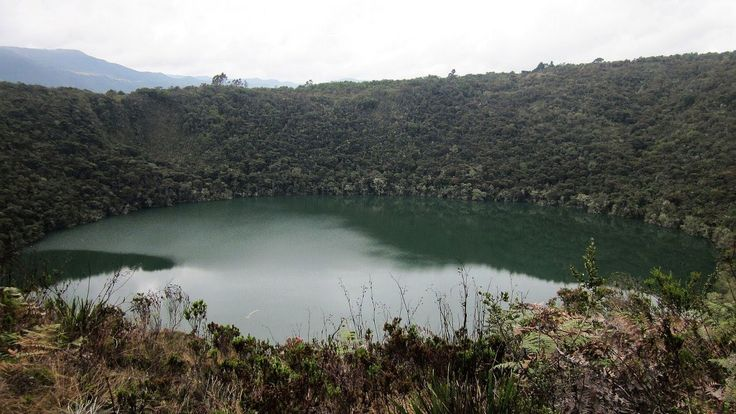 VIDEO| Lake Guatavita / Laguna Guatavita | Guatavita, Colombia | #travel #Colombia | Gallery @ https://www.flickr.com/photos/haluzman/albums/72157635919428134