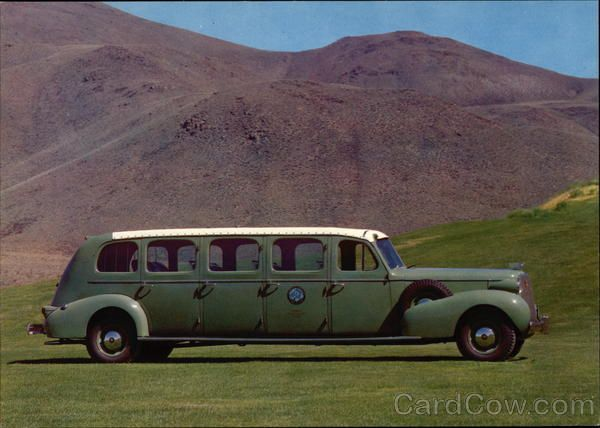 1937 Cadillac Sightseeing Bus Buses