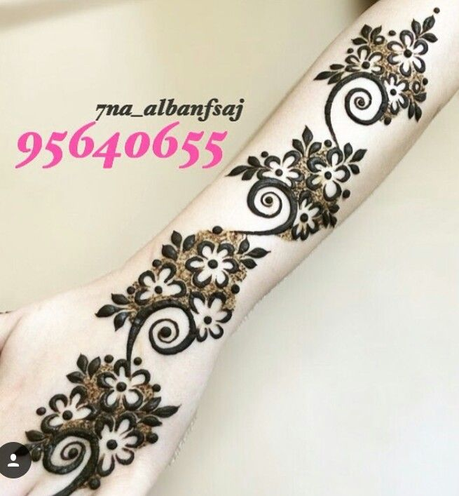 نقش حنا ART : HENNA‎, ‫حنا‎‬, MEHNDI ,‎‫حِنَّاء‎‬ : More Pins Like This At FOSTERGINGER At Pinterest