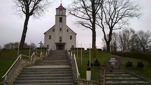Pniów, kościół