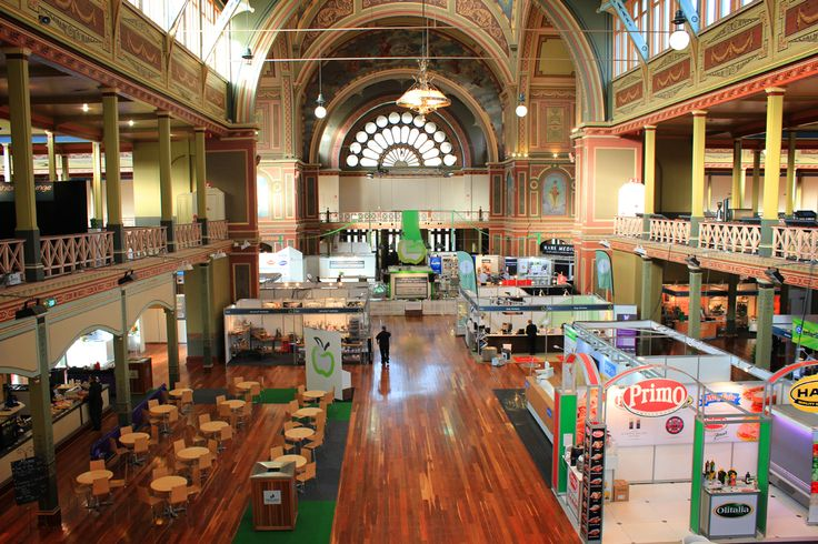 ExpoNet recently delivered Foodservice 2013 at the Royal Exhibition Building in Melbourne. The show contained many unique styling elements t...