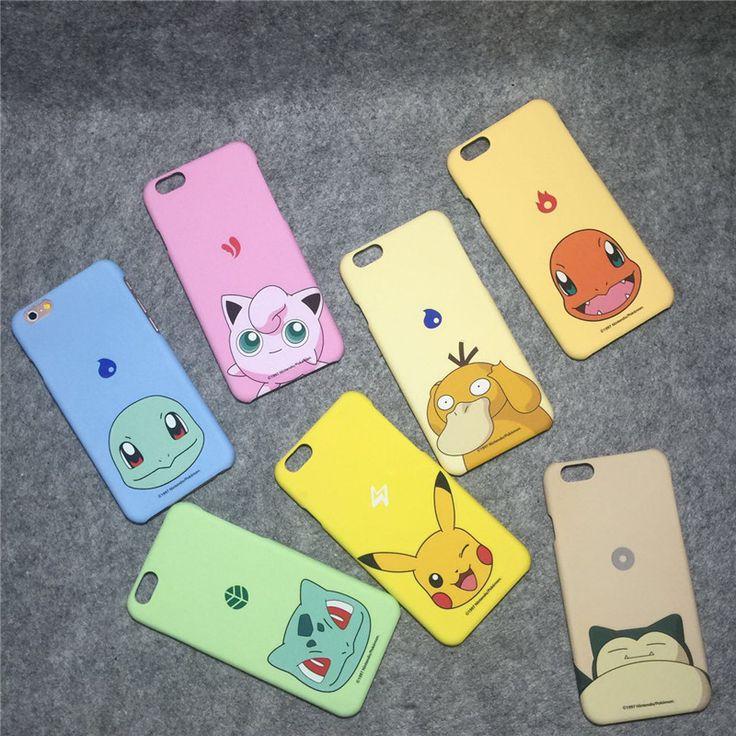 ポケモンGO POKEMON アイフォン7ピカチュウケース iphone 7plus ひとかげカバー iphone 6s/6plus 御三家可愛いケース