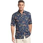 Campia Moda Shirt, Short-Sleeve Surf-Print
