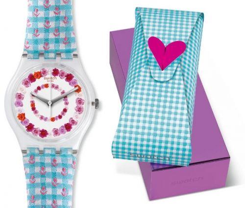 Dzień Matki już blisko. Swatch z tej okazji wypuścił zegarek dla mam :) Myślę że już czas o prezencie pomyśleć.  http://www.zegarmistrz.com/Zegarek_Swatch_ROSES4U_GZ291_Gent-8709.html