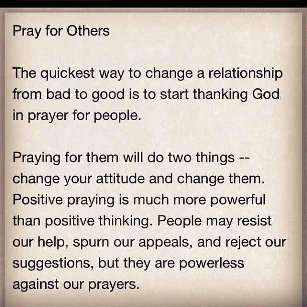Amen!!! I have seen this happen first hand. It will change the life of the person praying as well as the one being prayed for.