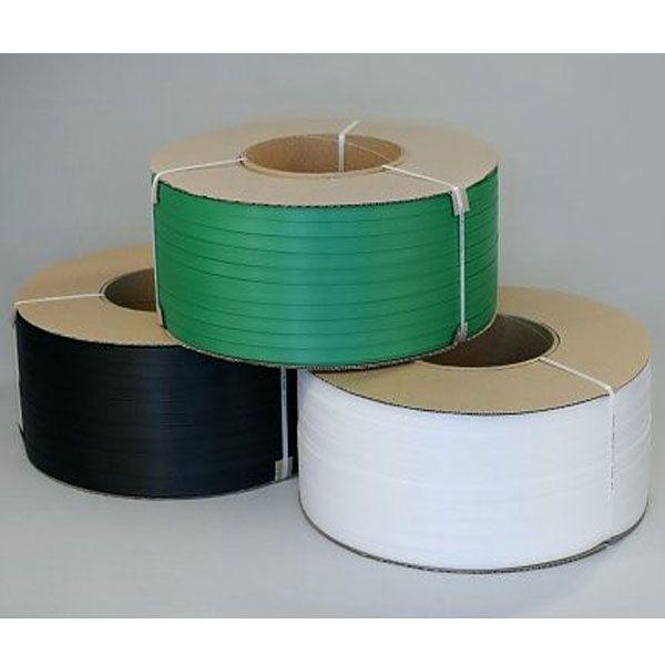 Taśma spinająca - niezbedna pryz profesjonalnym pakowaniu!  http://neopak.pl/ochrona-ladunku/tasmy-spinajace-pp/tasma-napinajaca-pp-19mm09mm1200m