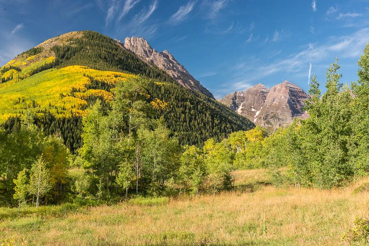 Notre road-trip a débuté dans le Colorado. Nous avons pris la route de l'Ouest américain et traversé des petites villes old-west et des paysages magnifiques