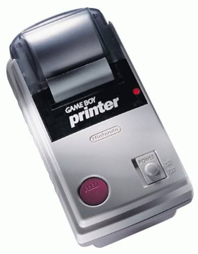 Unique camera peripheral, but the printjobs it produced were hideous to look at.