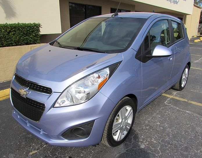 2014 Chevrolet Spark LS Tampa Bay Auto Wholesale