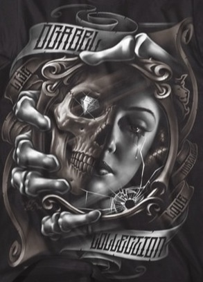 266 best images about chicano research on pinterest skull art chicano and og abel art. Black Bedroom Furniture Sets. Home Design Ideas