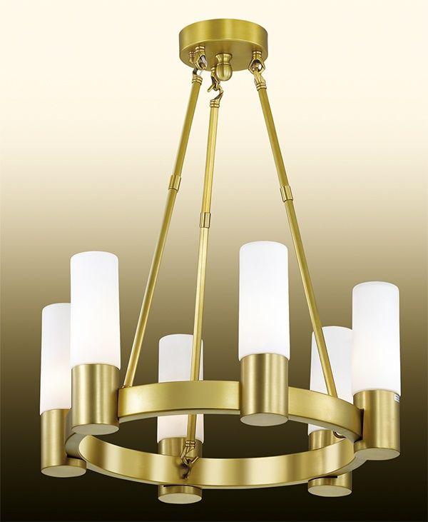 Подвесная люстра Odeon Light Lorita 2719/6 — купить в интернет-магазине ВамСвет