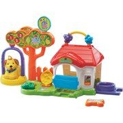 Vtech Baby Toot-Toot Animals Doggie Playhouse Join the fun loving Labrador in his comfy doggy playhouse! This exciting play set features 2 SmartPoint locations and many manipulative features. Open the gate to enter and leave the playhouse, lift t http://www.MightGet.com/march-2017-1/vtech-baby-toot-toot-animals-doggie-playhouse.asp