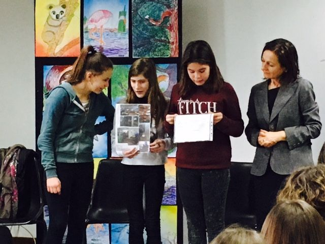 Girls Day 8/3/2016. Il Gruppo Donne Impresa di Confartigianato festeggia l'8 Marzo con le ragazze dell'Istituto Margaritone di Arezzo