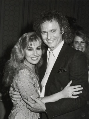 Genie Francis and Anthony Geary attend 20th Anniversary Party for General Hospital on April 29, 1983 at the Century Plaza Hotel in Century City, California