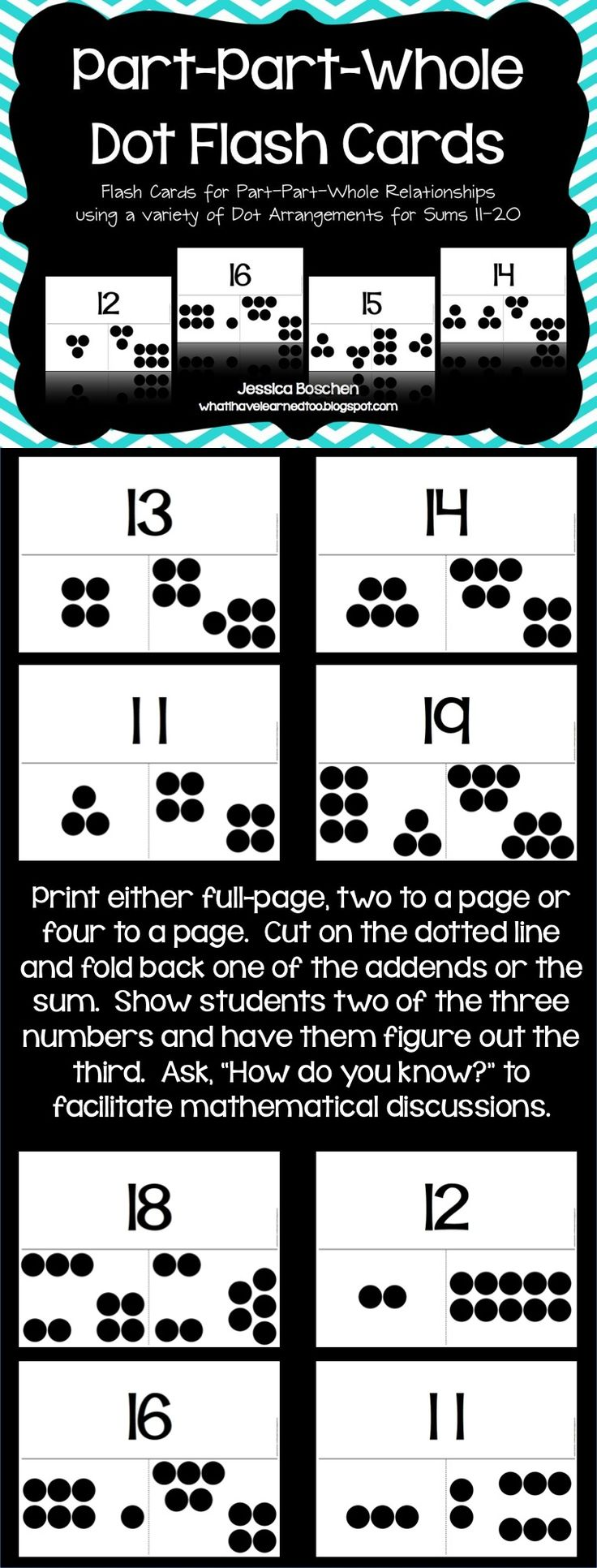 Awesome Part Part Whole Math Worksheets Illustration - General ...