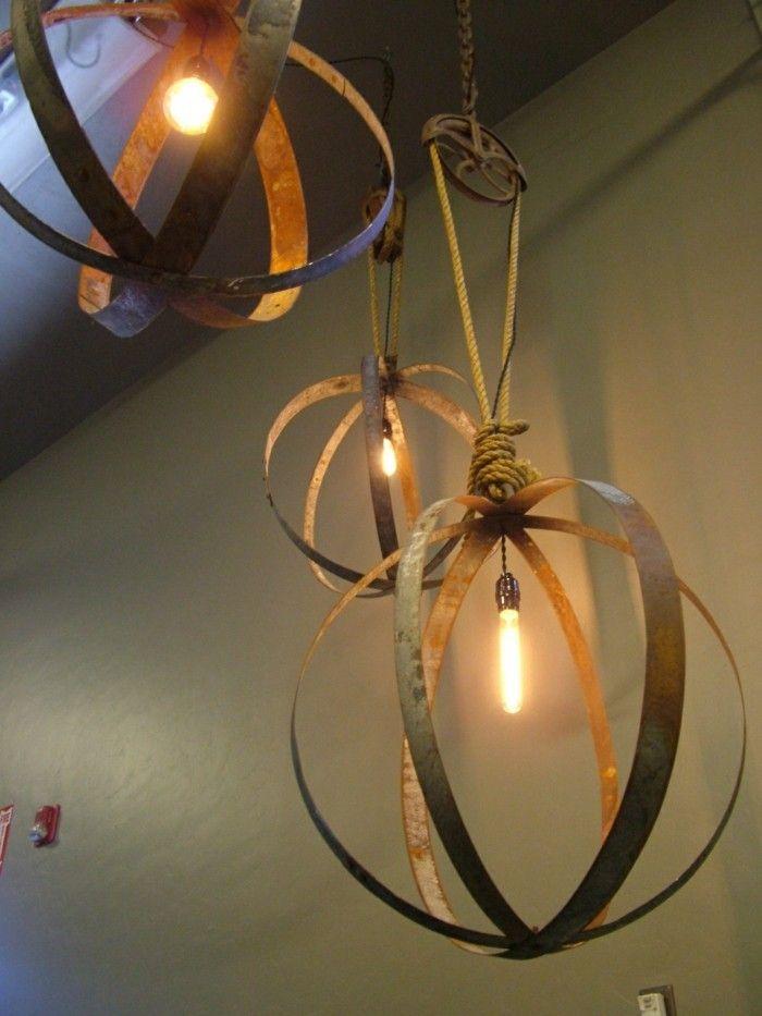 Industrielle Lagerhallen Eine Schatztruhe Fur Upcycling Ideen Upcycling Ideen Diy Lampen Und Upcycling
