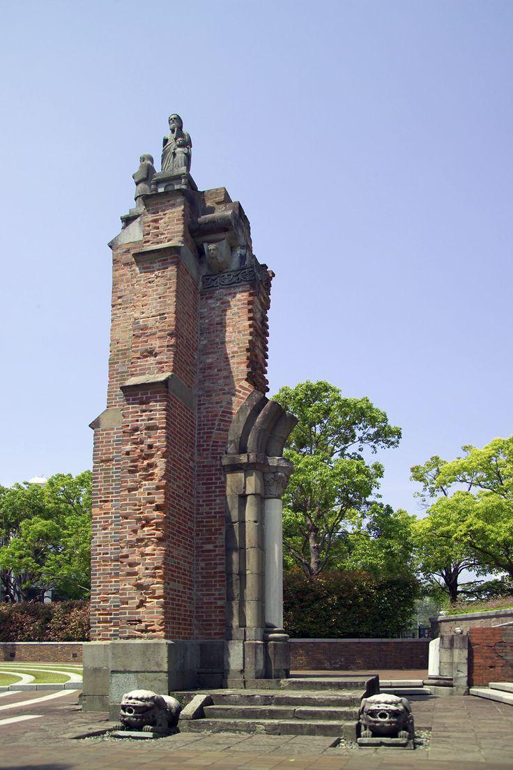 Nagasaki_Urakami_Cathedral_M5727.jpg (833×1250)