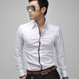 Buy 'Free Shop – Striped-Trim Long-Sleeve Shirt ' with Free International Shipping at YesStyle.com. Browse and shop for thousands of Asian fashion items from Taiwan and more!