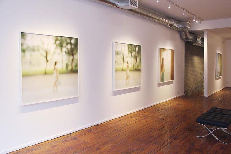 Virginia Mak on view at Bau-Xi Toronto. See the latest from Virginia: https://bau-xi.com/collections/virginia-mak