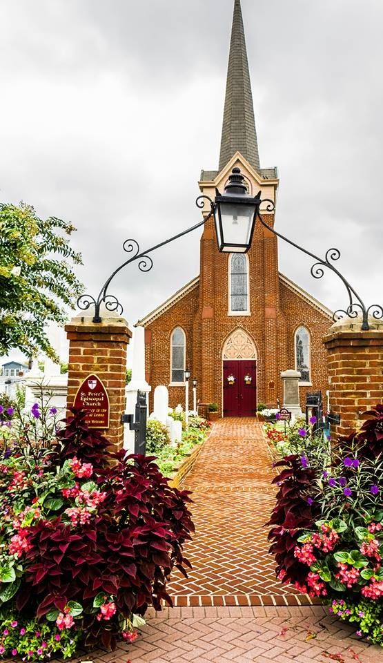St Peter S Church Lewes Delaware Pictures Pinterest Cathedral And Episcopal