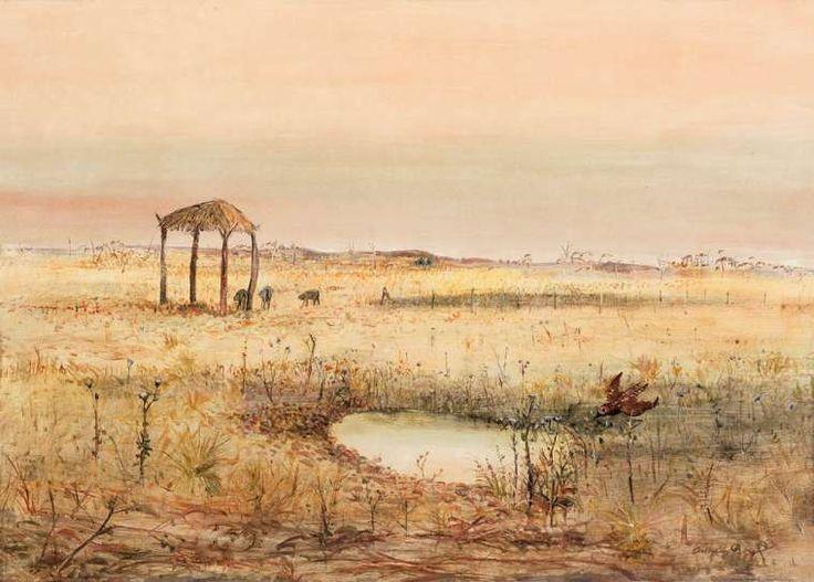 Landscape by ARTHUR BOYD