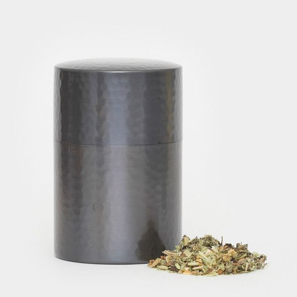 Herb Stash Container - Copper - Cool Material