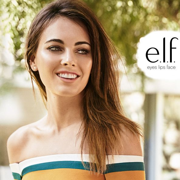 Free S/H on any order at e.l.f. cosmetics