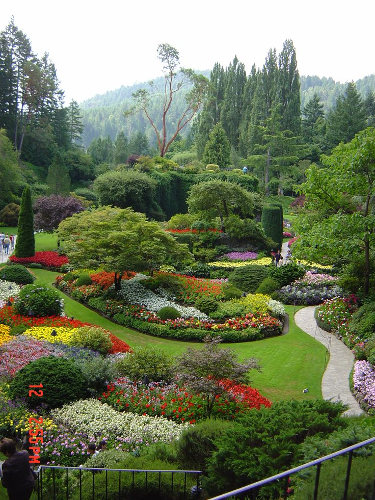 Best 25 victoria island ideas on pinterest victoria bc - Best time to visit butchart gardens ...