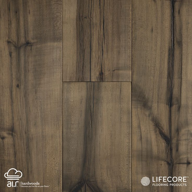 "In Italian, the word Allegra means ""joyful."" This visually pleasing collection of wide-plank engineered prefinished maples more than lives up to its name. The deep wire brushing and fumed finish is done by hand, allowing each plank to add its own unique statement to the floor's collective beauty. Maple scores the second highest of any non-exotic species on the Janka Hardness scale, earning 1450 (as opposed to American Cherry, which scores 950.).  Allegra Maple: Refreshed"