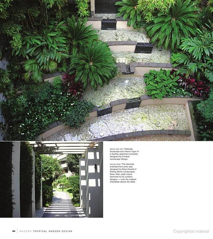 24 exceptional tropical garden design made wijaya books for Landscape design books
