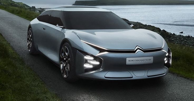 Citroen Reveals CXperience Concept Ahead Of Paris Debut [49 Pics+Video]