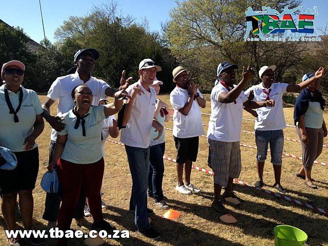UNISA Corporate Fun Day Team Building Magaliesburg