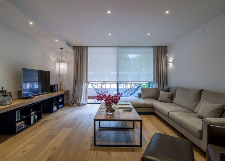 дизайн прямоугольной гостинной - Поиск в Google