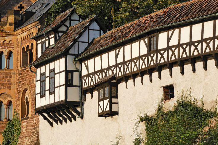 Wartburg C Dzt Wartburg Stiftung Bildarchiv Monheim Burg Wartburg Welterbe