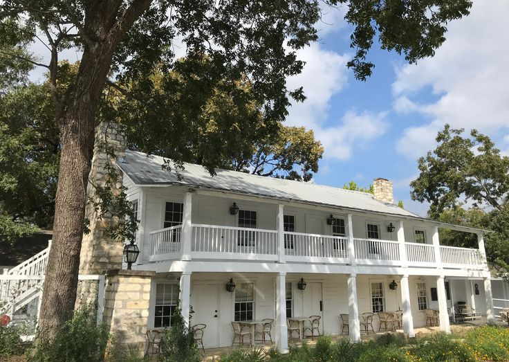 Driving by Salado? Do as weary travelers have done since the late 1800's. Head to Stagecoach Inn, the oldest restaurant in Texas.