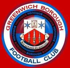 GREENWICH BOROUGH FC   - other logo