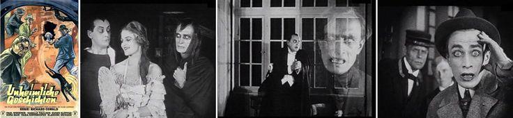 Anères 2014 :: 1919. Cauchemars et Hallucinations (Unheimliche Geschichten), de Richard Oswald / avec Anita Berber, Renhold Schunzel, Conrad Veidt, ... / Allemagne / 1h39 / vidéo / vostf / MUSIQUE composée et dirigée par Pierre Boespflug :: Piano : Pierre Boespflug - Contrebasse : Jean-Luc Déat - Batterie : Christian Mariotto  http://wp.me/p3gfaV-bTSyy