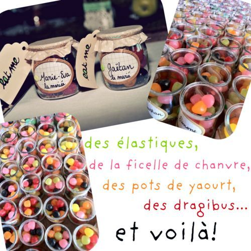 Sympa cadeau invit anniversaire enfant mariage for Idee repas sympa