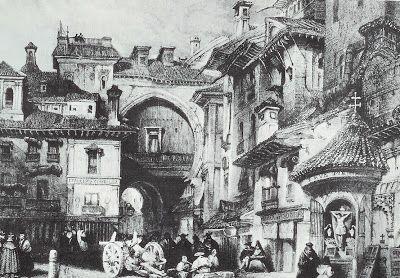 Arco de las Orejas ( 1830 )