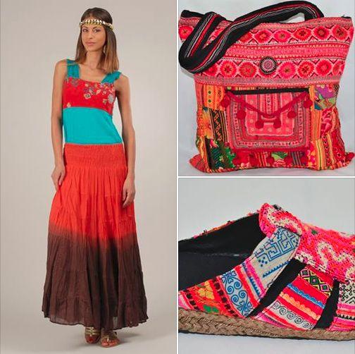 Hippie & Folklore! www.hainehippie.ro